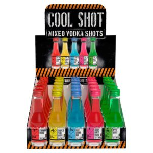 Cool Shot Mixed Vodka Alcohol Delivery Liverpool