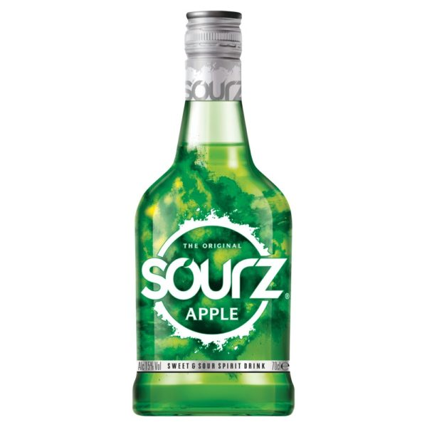 Sourz Apple Alcohol Delivery Wirral